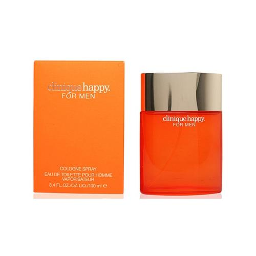 2x Clinique Happy for Men 100 ml Cologne Spray
