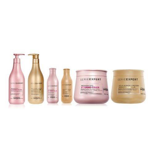 L'Oréal Professionnel: Vitamino Color Shampoo + Vitamino Color Conditioner
