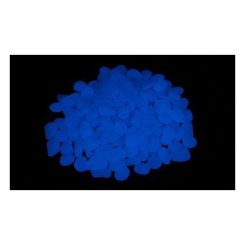 Fluoreszierende Kieselsteine: 100
