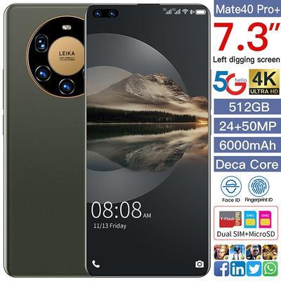 Téléphone portable Mate40 Pro + ...
