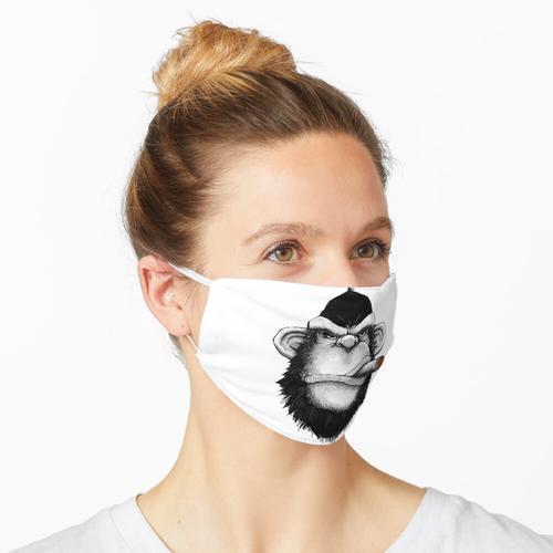 Zigarettenraucher Maske