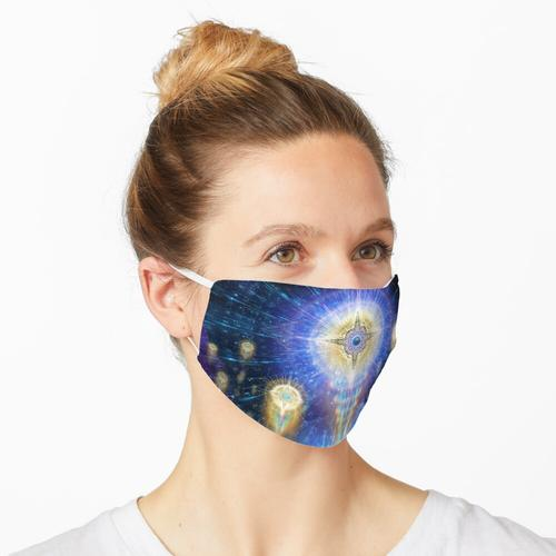 Sternensamen Maske
