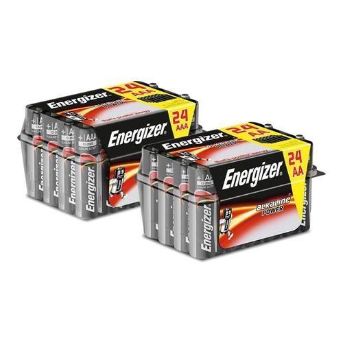Energizer: Energizer : 24er-Pack AAA-Batterie