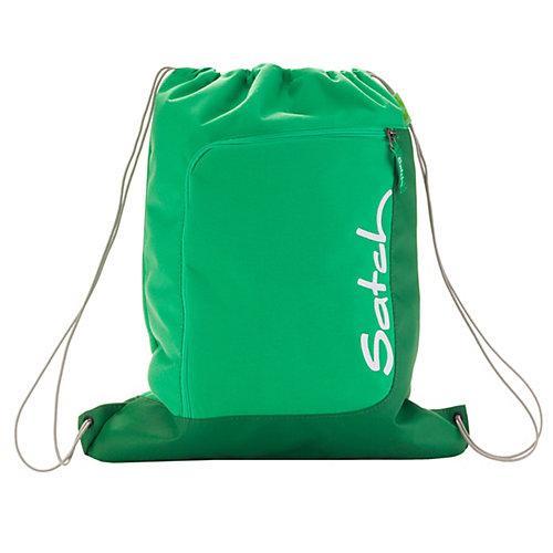 pack Sportbeutel Turnbeutel 35 cm Turnbeutel grün