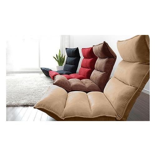 Faltbares Sofa: Modell 1 / Camel