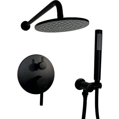Kroos ® - Eingebautes Duschpaket inklusive Handbrause