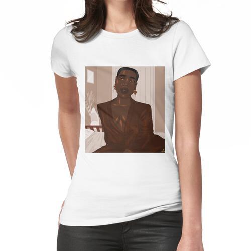 BRAUN AUF BRAUN Frauen T-Shirt