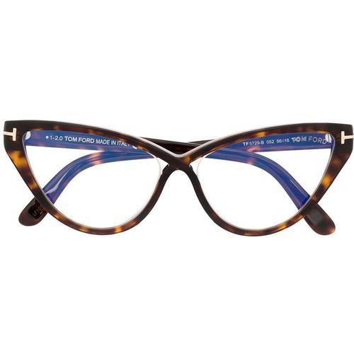 Tom Ford Brille mit Cat-Eye-Gestell
