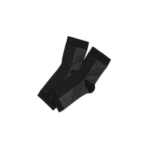 Kompressions-Socken: 2 Paare / L-XL