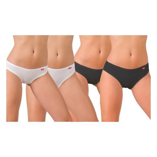 Liabel: Pants mit niedriger Taille / Schwarz / Gr. L