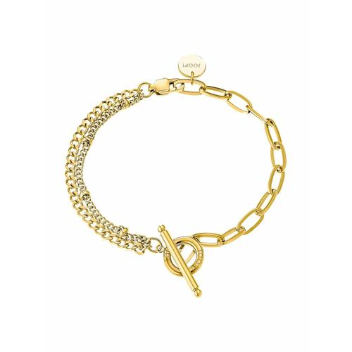 Armband für Damen, Edelstahl IP Gold JOOP! Gold