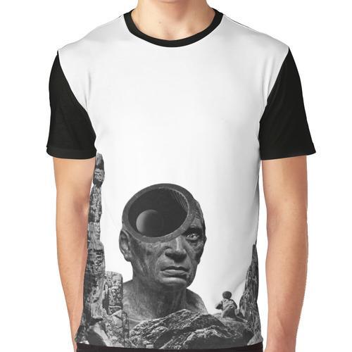 Kikagaku Moyo Steingarten Grafik T-Shirt