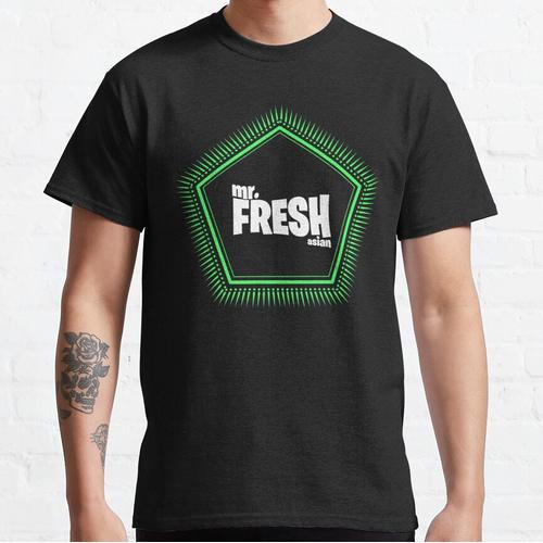 Mr. Fresh Asian - Herr Freshasian Classic T-Shirt