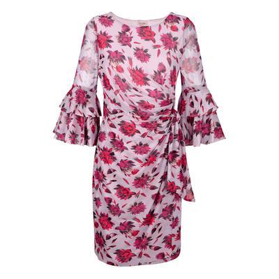 Kleid Alba Moda Flieder