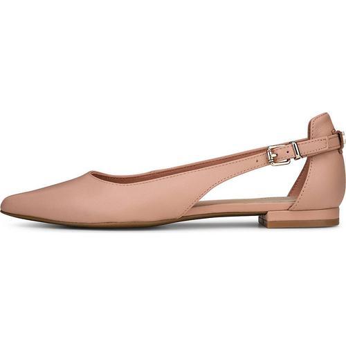 Tommy Hilfiger, Ballerina Feminine in rosa, Ballerinas für Damen Gr. 40