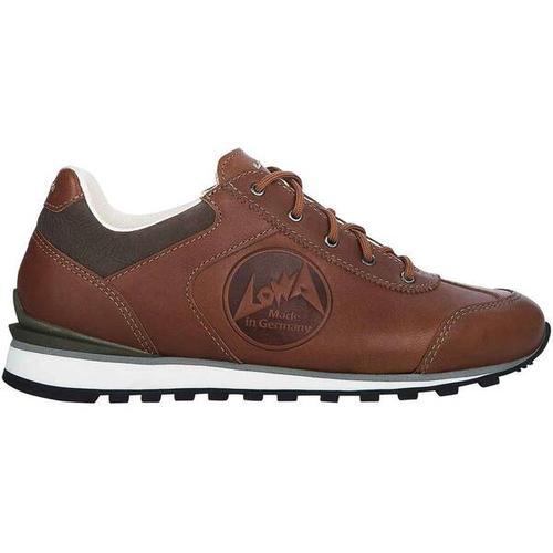 LOWA Damen Sneaker TEGERNSEE Ws, Größe 38 in Braun