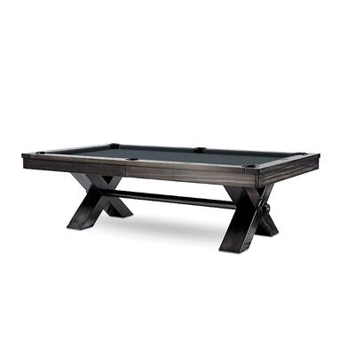 Vigo Pool Table - Titanium Gray ...