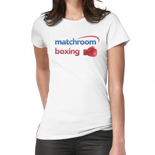 Matchroom Boxen Frauen T-Shirt