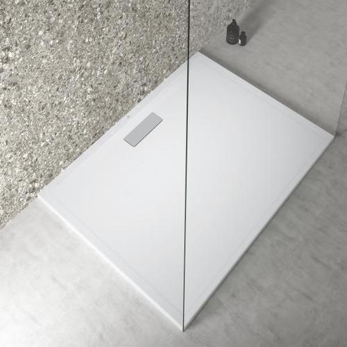 Ideal Standard Ultra Flat New Rechteck-Duschwanne L: 120 B: 90 H: 2,5 cm weiß T448301