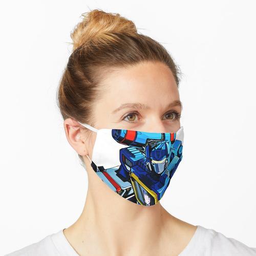 Schallwelle Maske