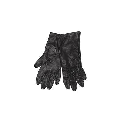 Grandoe Gloves: Black Solid Acce...