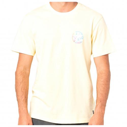 Rip Curl - Wetty Party S/S Tee - T-Shirt Gr M weiß/beige