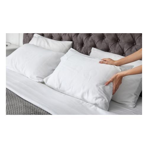 Viskoelastisches Komfort-Kissen: 45 x 60 cm / 4er-Pack