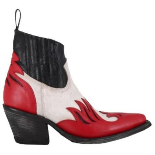 Mexicana Santiag boots