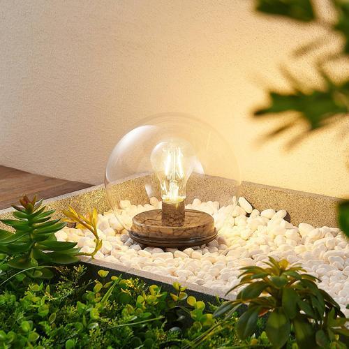 Lindby Roana LED-Solarleuchte für Garten und Tisch