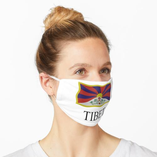 Tibet Maske