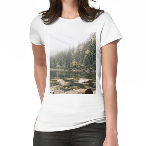 Pale See - Landschaftsfotografie Frauen T-Shirt