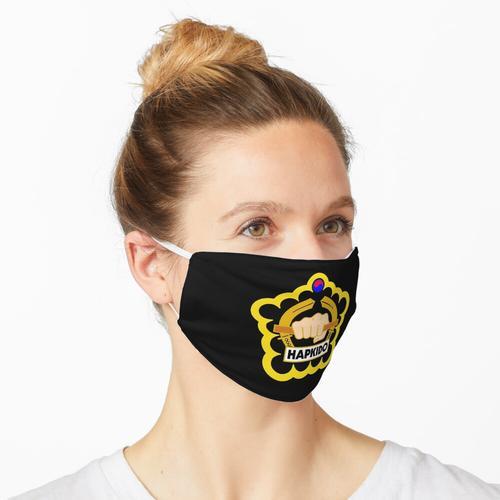 Hapkido - Farbe Maske