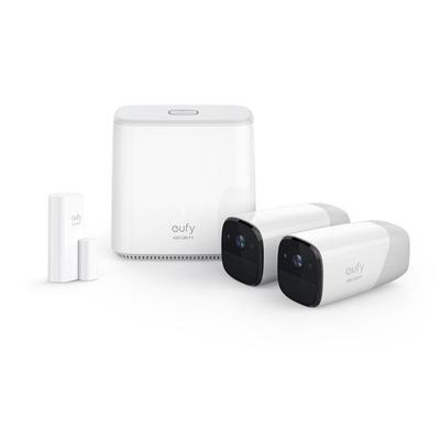 eufyCam 2-Cam Kit + 2 Sensors