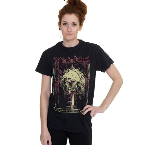 Fit For An Autopsy - No Man Is Without Fear - - T-Shirts