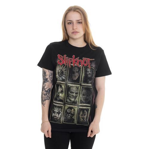 Slipknot - New Masks - - T-Shirts