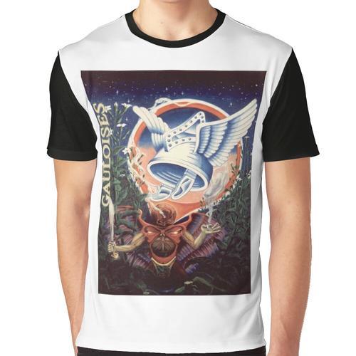 Gauloises Grafik T-Shirt