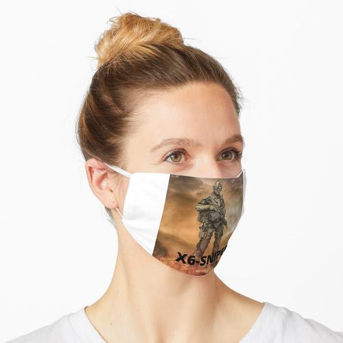 X6-SNIPER Maske