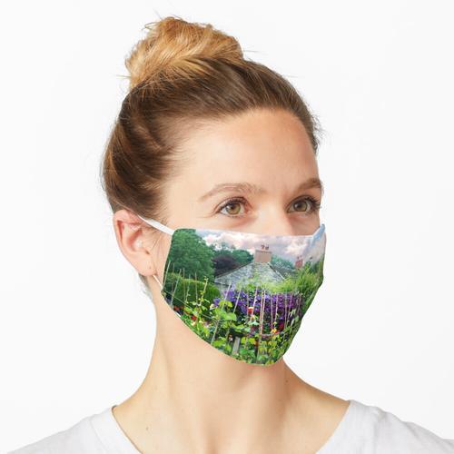 Landhausgarten Maske
