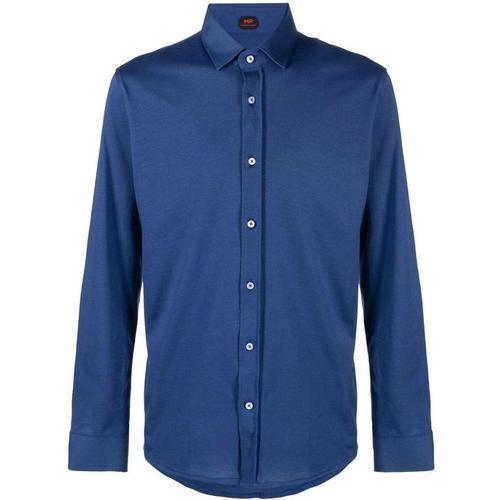 Mp Massimo Piombo Klassisches Hemd