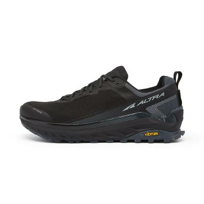 Altra - Altra | Olympus 4 Trail Running Shoes | Black | Men's | Size: 9