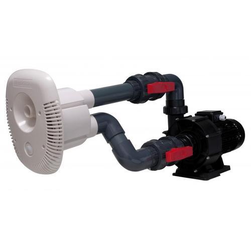 Brilix Pool-Gegenstromanlage Elegance 80, 400V, 80m³/h