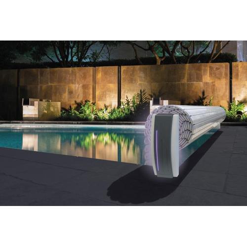 Pool-Rollo / Pool-Abdeckung elektrisch / automatisch