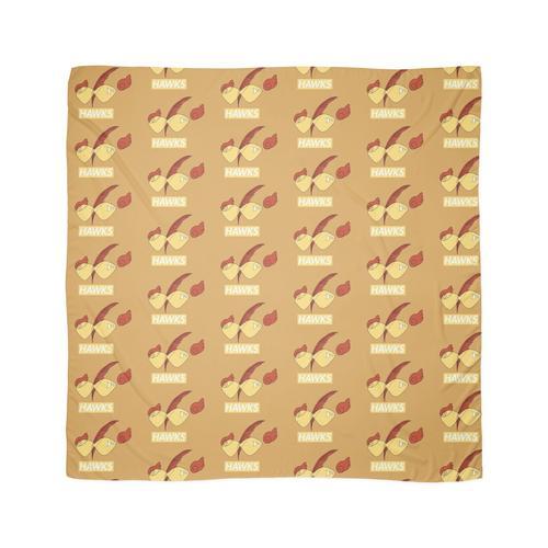 HAWKS Sonnenbrillen Logo Tuch