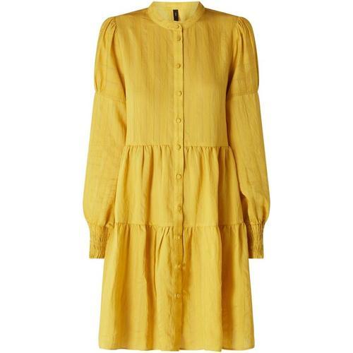 Y.A.S Kleid im Stufen-Look Modell 'Sun'