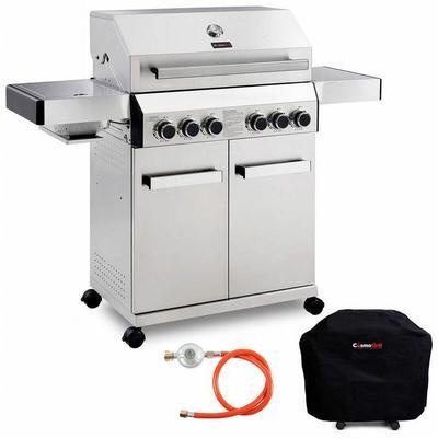CosmoGrill Barbecue 4+2 Platinum...