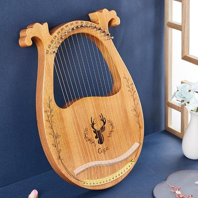 Lyre harpe à cordes 16/19/21/24 ...