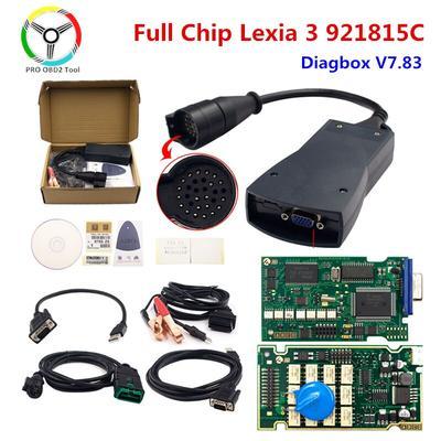 Lexia3 PP2000 puce complète de D...