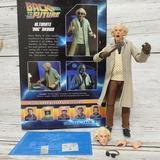 Figurine articulée DOC Brown, NE...