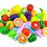 12 pièces coupe Fruits légumes s...