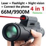 Lunettes de Vision HD 22MM 12 ×,...